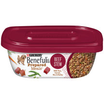 Beneful Prepared Meals Beef Stew Canned Dog Food