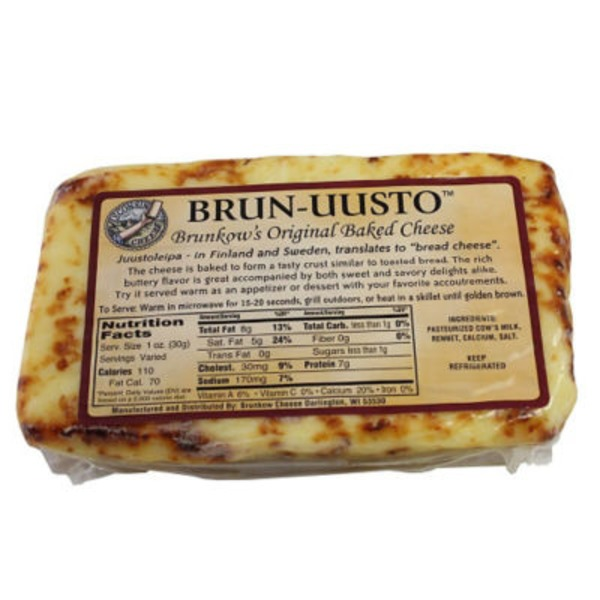 Brun-Uusto Original Wisconsin Cheese