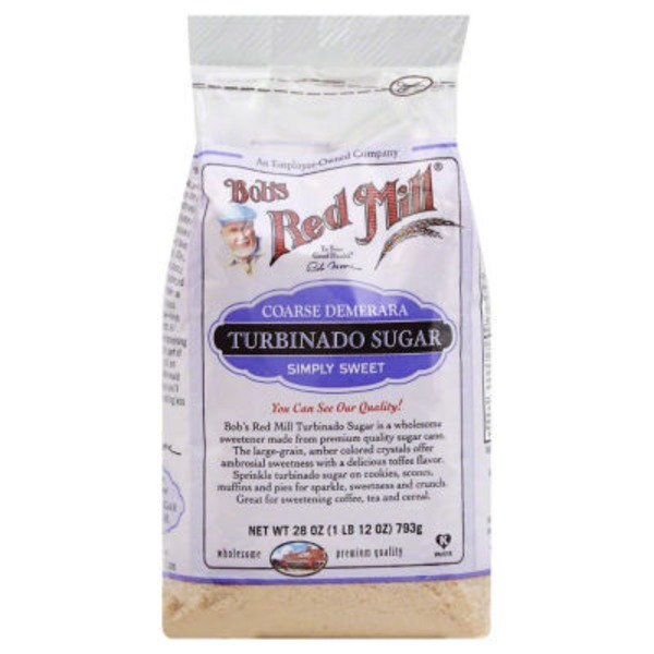 Bob's Red Mill Turbinado Sugar