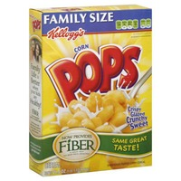 Kellogg's Corn Pops Family Size Cereal