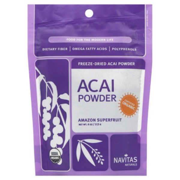 Navitas Naturals Acai Power Amazon Superfruit OG