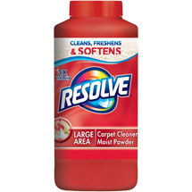 Resolve Deep Clean Powder Carpet Cleaner Large Area