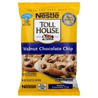 Toll House Walnut Chocolate Chip Cookie Dough