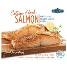 C. Wirthy & Co. Citrus Herb Salmon