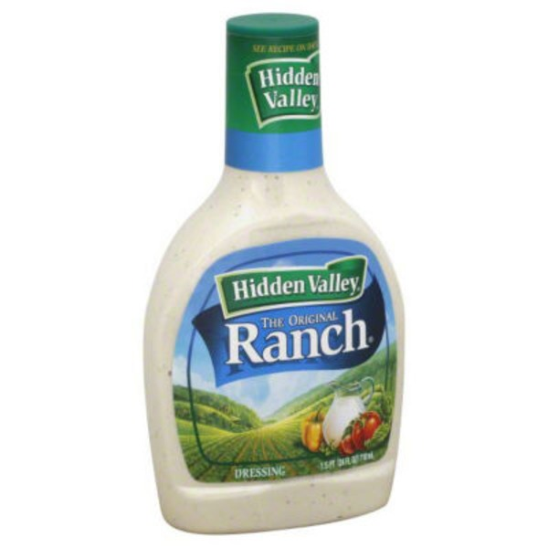 Hidden Valley Original Ranch Dressing, 24 Ounces