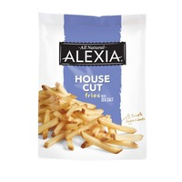 Alexia All Natural House Cut Fries with Sea Salt