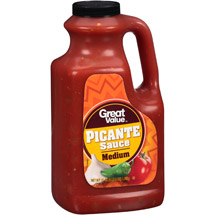 Great Value Medium Picante Sauce