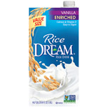 Rice Dream Vanilla Enriched Organic Rice Drink