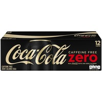 Coca Cola Zero Caffeine Free Fridge Pack Cola