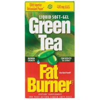Green Tea Fat Burner Maximum Strength Liquid Soft Gels