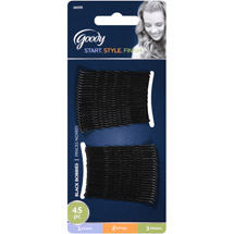Goody Bobby Pins Black 06088