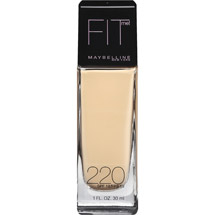 Maybelline New York Fit Me Foundation Natural Beige 220