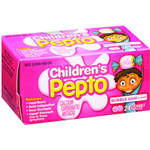 Pepto Child Pepto-Bismol Bubblegum Childrens