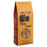 Fara Cafe Coffee Arabica Whole Bean Decaf Roast Coffee