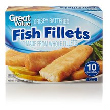 Great Value Fish Fillets