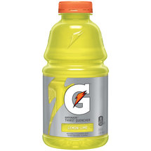 Gatorade Thirst Quencher Lemon-Lime Sports Drink 32 Fl Oz