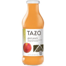 Tazo Giant Peach Green Tea & Juice Beverage