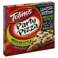 Totino's Mexican Style Party Pizza