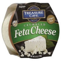 Treasure Cave Feta Cheese Crumbled