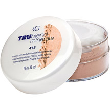 CoverGirl truBLEND Minerals Loose Powder Foundation 415 Translucent Deep