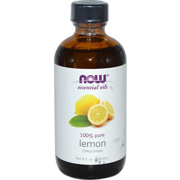 NOW Essential Oils Now Lemon Oil