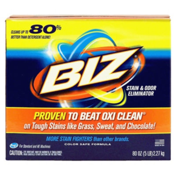 BIZ Stain & Odor Eliminator