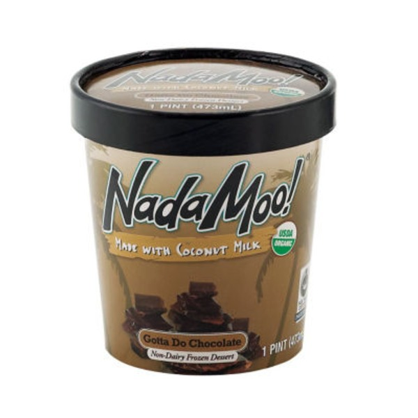 Nada Moo! Gotta Do Chocolate Ice Cream