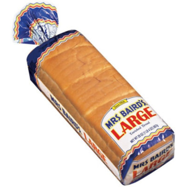 Mrs. Baird's Large Enriched Bread