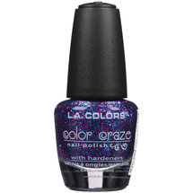 L.A. Colors Color Craze Nail Polish Jewel Tone