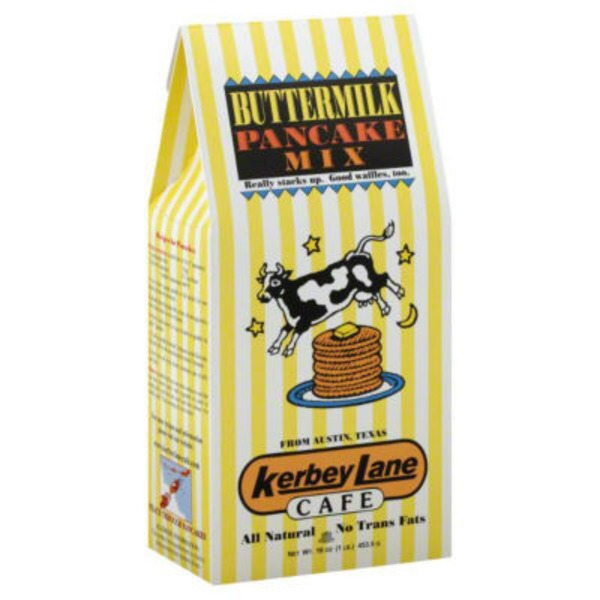 Kerbey Lane Cafe Pancake Mix, Buttermilk
