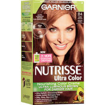 Garnier Nutrisse Ultra Color Intense Hair Color for Dark Hair