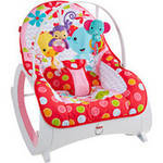 Fisher Price Infant - Toddler Rocker Girl ea