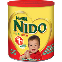 Nido 1 w/Vitamin Minerals & Prebiotic Ingredients Powdered Milk