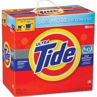 Tide Ultra High Efficiency Original Scent Powder 180 Loads 254 Oz Laundry