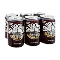 Dr. Brown's Original Cream Soda - 6 CT