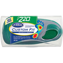 Dr. Scholl's Custom Fit Orthotics CF220
