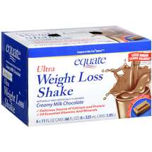 Equate Ultra Weight Loss Shake Chocolate