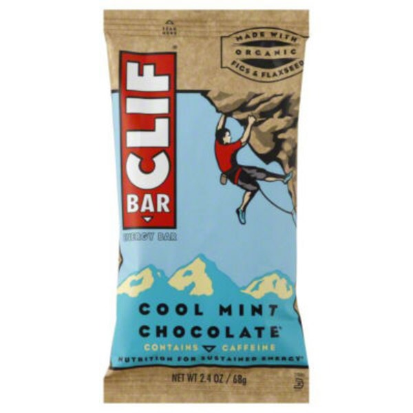 Clif Bar® Cool Mint Chocolate Energy Bar