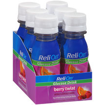 ReliOn Berry Twist Glucose Drink