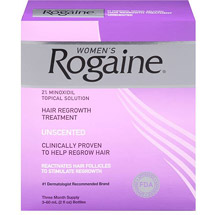 Rogaine for Women Hair Regrowth Treatment 2oz