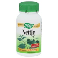 Nature's Way Nettle Leaf 435mg Capsules - 100 CT