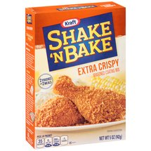 Kraft Shake 'N Bake Extra Crispy Seasoned Coating Mix