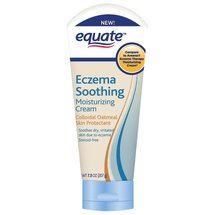 Equate Eczema Soothing Moisturizing Cream with Colloidal Oatmeal Skin Protectant