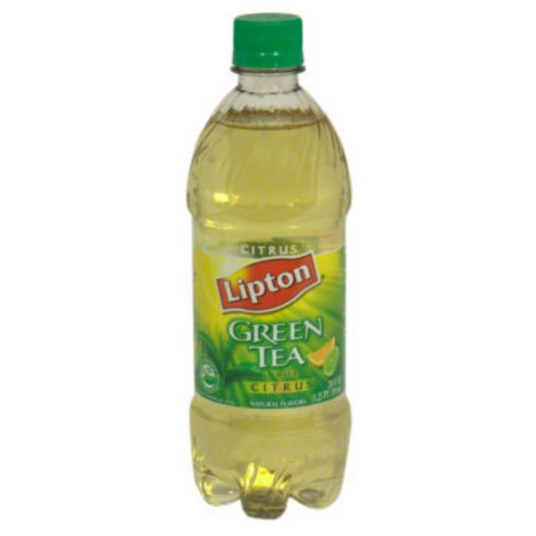 Lipton Citrus Green Tea