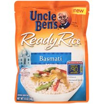 Uncle Ben's Basmati Ready Rice