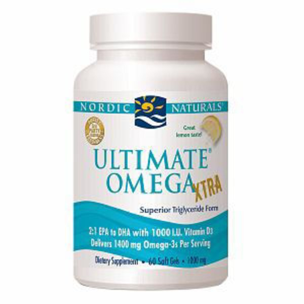 Nordic Naturals Ultimate Omega Xtra