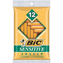 BiC Sensitive Disposable Shaver
