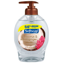 Softsoap Coconut & Warm Ginger Liquid Hand Soap