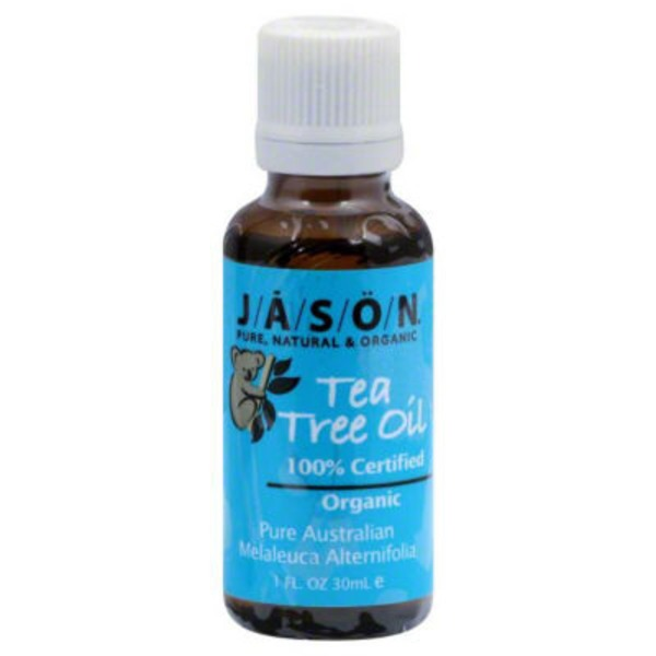 Jason Purifying Tea Tree 100% Organic Oil