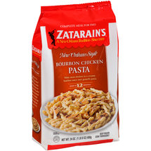 Zatarain's Bourbon Chicken Pasta Meal for Two